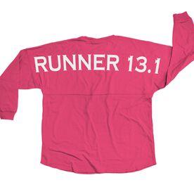 Running Statement Jersey Shirt Runner 13.1
