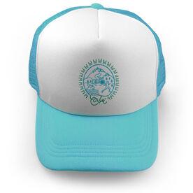 Triathlon Trucker Hat Crest