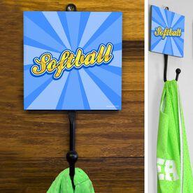 Softball Hook Varsity Softball Rays
