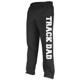 Track and Field Fleece Sweatpants Track Dad