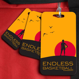 Basketball Bag/Luggage Tag Endless Basketball (Female)