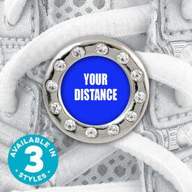 Shoe Lace Charm Your Distance