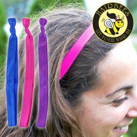 Hairbees Hair Bands- Brights (Set of 3)