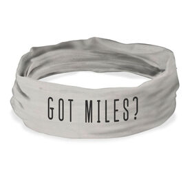 RokBAND Multi-Functional Headband - Got Miles?