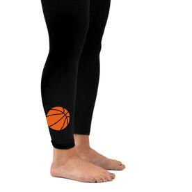 Basketball Leggings Basketball Icon