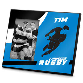 Rugby Photo Frame Rugby Player
