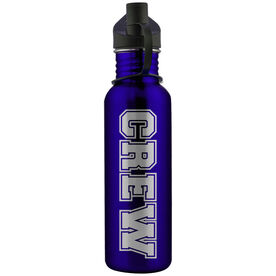 Varsity Crew 24 oz Stainless Steel Water Bottle