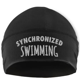 Beanie Performance Hat - Synchronized Swimming