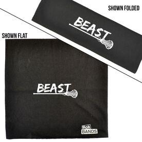 RokBAND Multi-Functional Headband - Lax Beast