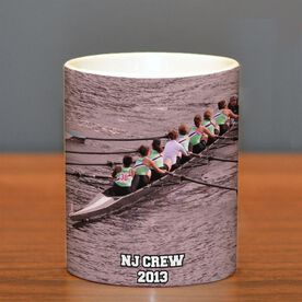 Custom Crew Photo Ceramic Mug