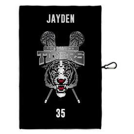 Lacrosse Bag Towels Team Logo