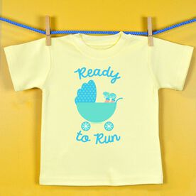 Baby T-shirt Ready To Run