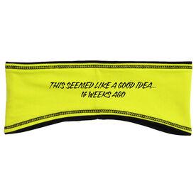 Running Reversible Performance Headband Good Idea... 16 Weeks Ago