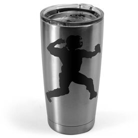 Baseball 20 oz. Double Insulated Tumbler - Catcher