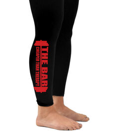 Cross Training Leggings Cheaper Than Therapy