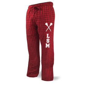 Guys Lacrosse Lounge Pants Lax LSM