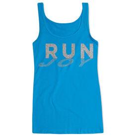 Women's Athletic Tank Top Run Joy