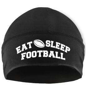 Beanie Performance Hat - Eat Sleep Football