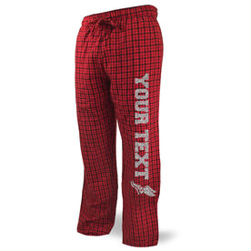 Track and Field Lounge Pants Your Text