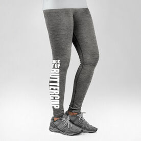 Running Performance Tights Suck It Up Buttercup