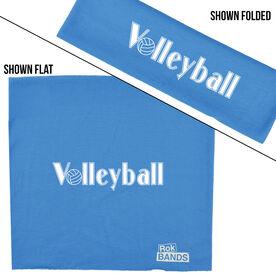 RokBAND Multi-Functional Headband - Volleyball With Ball