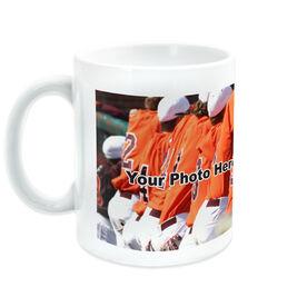 Baseball Ceramic Mug Thanks Coach Custom Photo