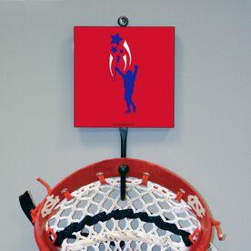 Guys Lacrosse Hook - USA Player