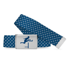 Track & Field Lifestyle Belt Male Hurdler