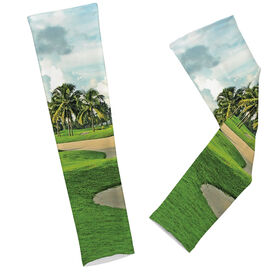Golf Course Arm Sleeves