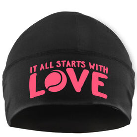 Beanie Performance Hat - It All Starts With Love