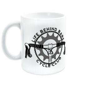 Cycling Ceramic Mug Life Behind Bars