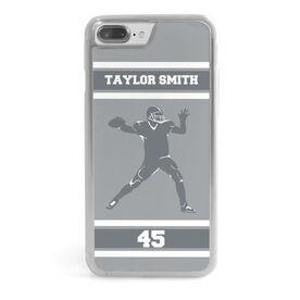 Football iPhone® Case - Personalized Quarterback