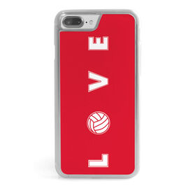 Volleyball iPhone® Case - LOVE Volleyball