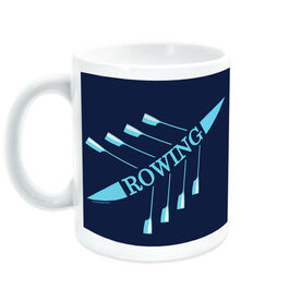 Crew Ceramic Mug Rowing Boat