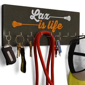 Lacrosse Hook Board Lax is Life