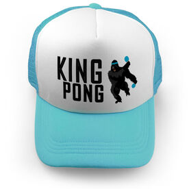 Ping Pong Trucker Hat King Pong