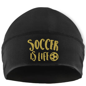 Beanie Performance Hat - Soccer is Life