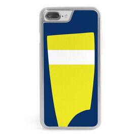 Crew iPhone® Case - Custom Oar Colors 1 Horizontal Stripe