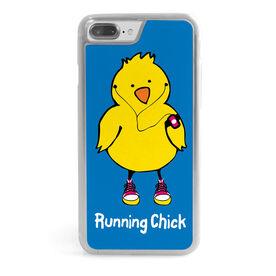 Running iPhone® Case - Running Chick