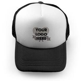 Tennis Trucker Hat Custom Team Logo