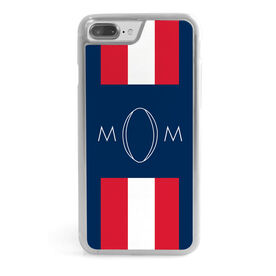 Rugby iPhone® Case - Mom With Ball