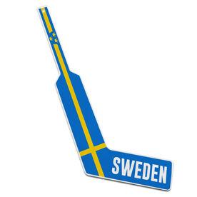 Knee Hockey Goalie Stick Sweden