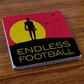 Endless Football - Stone Coaster