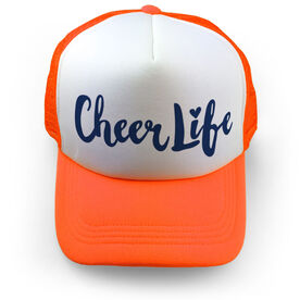 Cheerleading Trucker Hat - Cheer Life