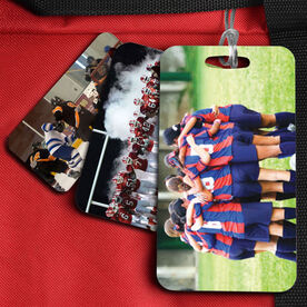 Sport Bag/Luggage Tag Custom Picture