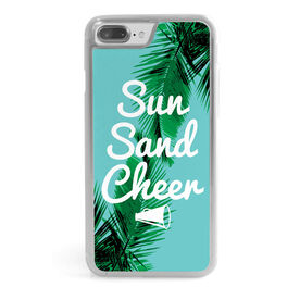 Cheerleading iPhone® Case - Sun Sand Cheer