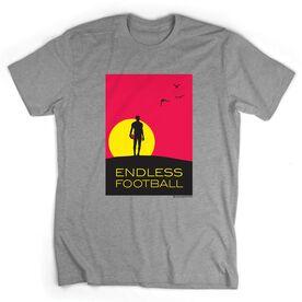 Football Tshirt Short Sleeve Endless Football