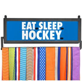 AthletesWALL Medal Display - Eat Sleep Hockey