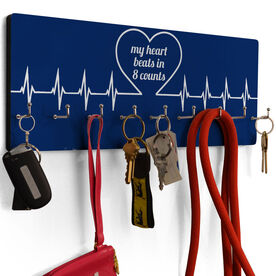 Cheer Hook Board My Heart Beats In 8 Counts