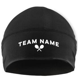 Beanie Performance Hat - Tennis Team Name